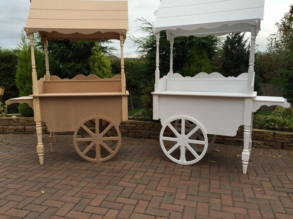 Wagon Cart Buffet ~ Sweet carts for sale candy fully collapsable