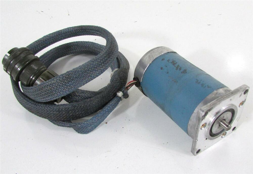 Superior Electric M063 Le 506 Slo Syn Stepping Motor 4 6a