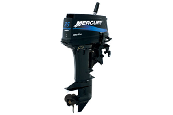 New mercury mariner 2 two stroke 25 hp outboard motor for 2 2 mercury outboard motor