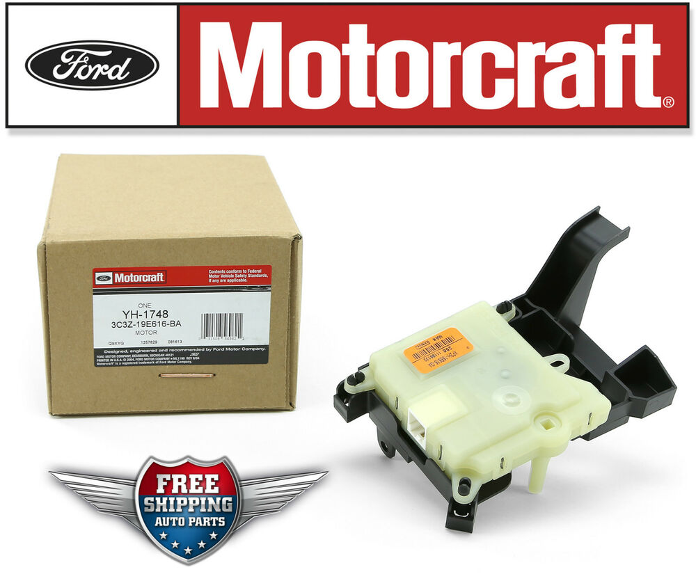 Genuine Motorcraft Yh 1748 Hvac Heater Blend Door Actuator