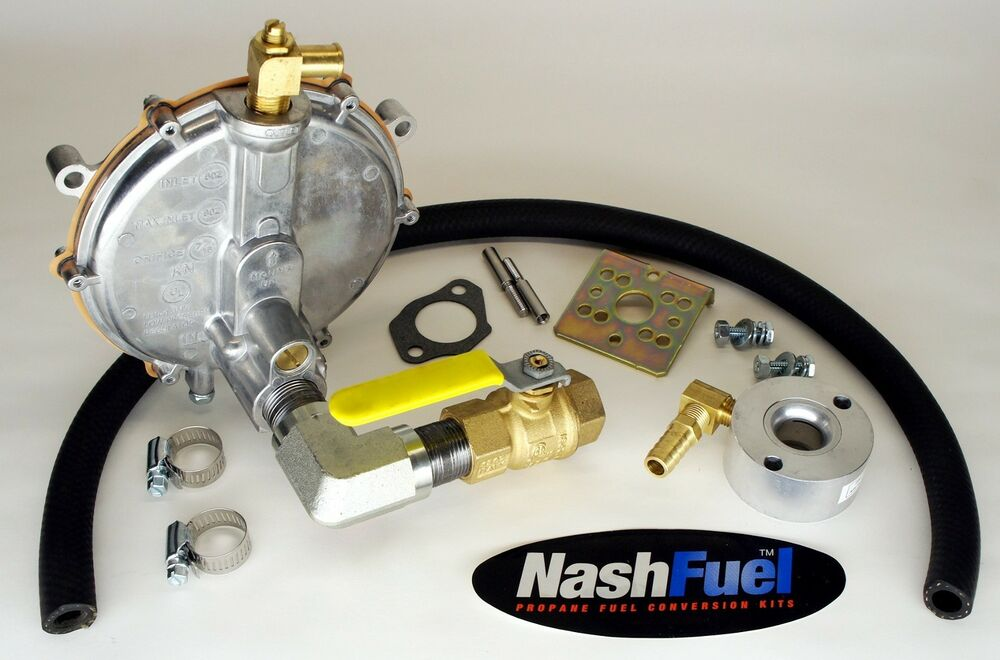 Natural Gas Conversion Kit For Generator