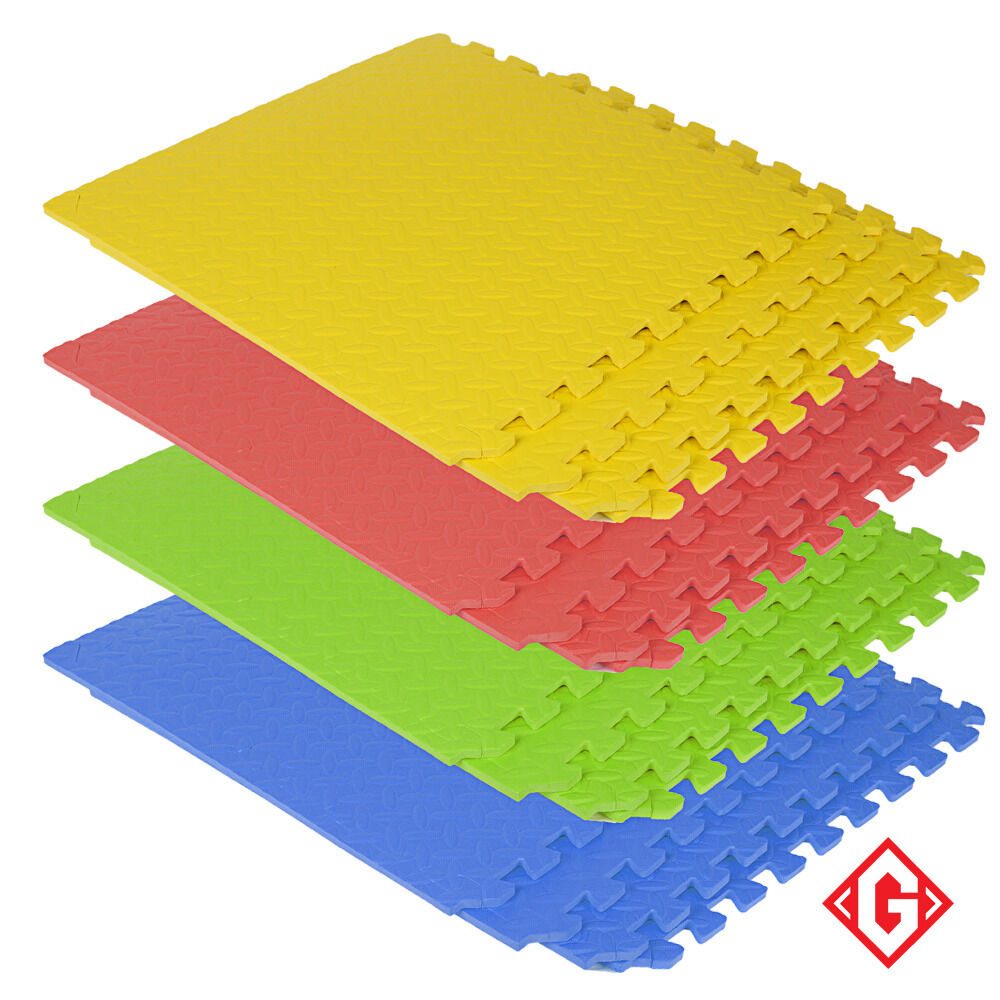 interlocking foam mats soft foam interlocking crash mats floor play 28699