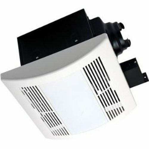 Bathroom fan shower fan super quite exhaust 90cfm with humidity sensor and light ebay Humidity activated bathroom fan
