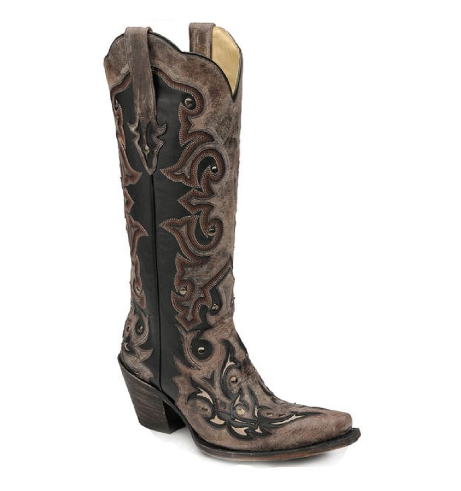 The Tucson is a inch tall Women's Vaquero boot with a fashion snip toe and a western heel with a spur ledge. They also have cushioned insoles. They also have cushioned insoles. Style: VF, .