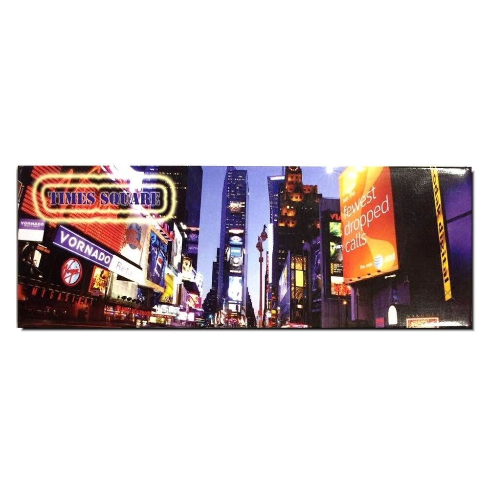 times square magnet souvenir from new york city online. Black Bedroom Furniture Sets. Home Design Ideas