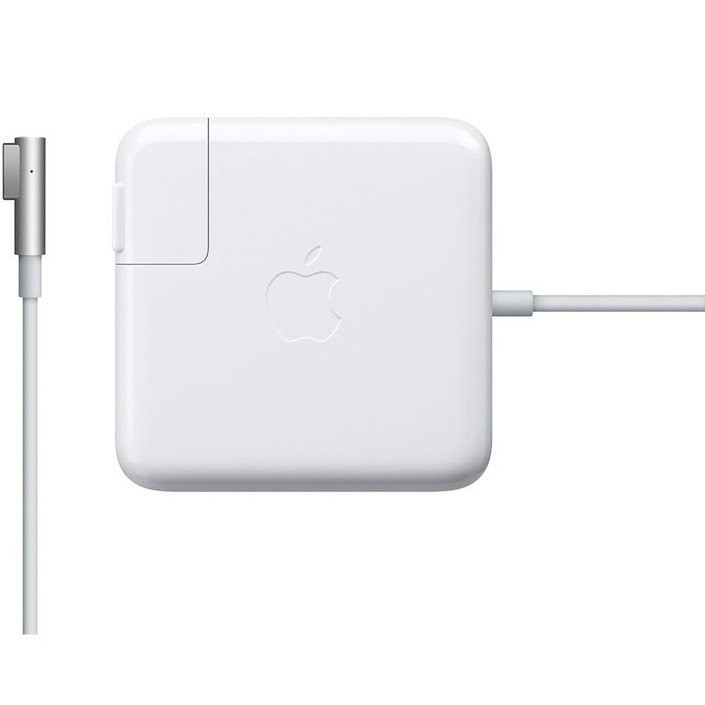 genuine apple 85w magsafe power adapter for 15 and 17 inch macbook pro ebay. Black Bedroom Furniture Sets. Home Design Ideas