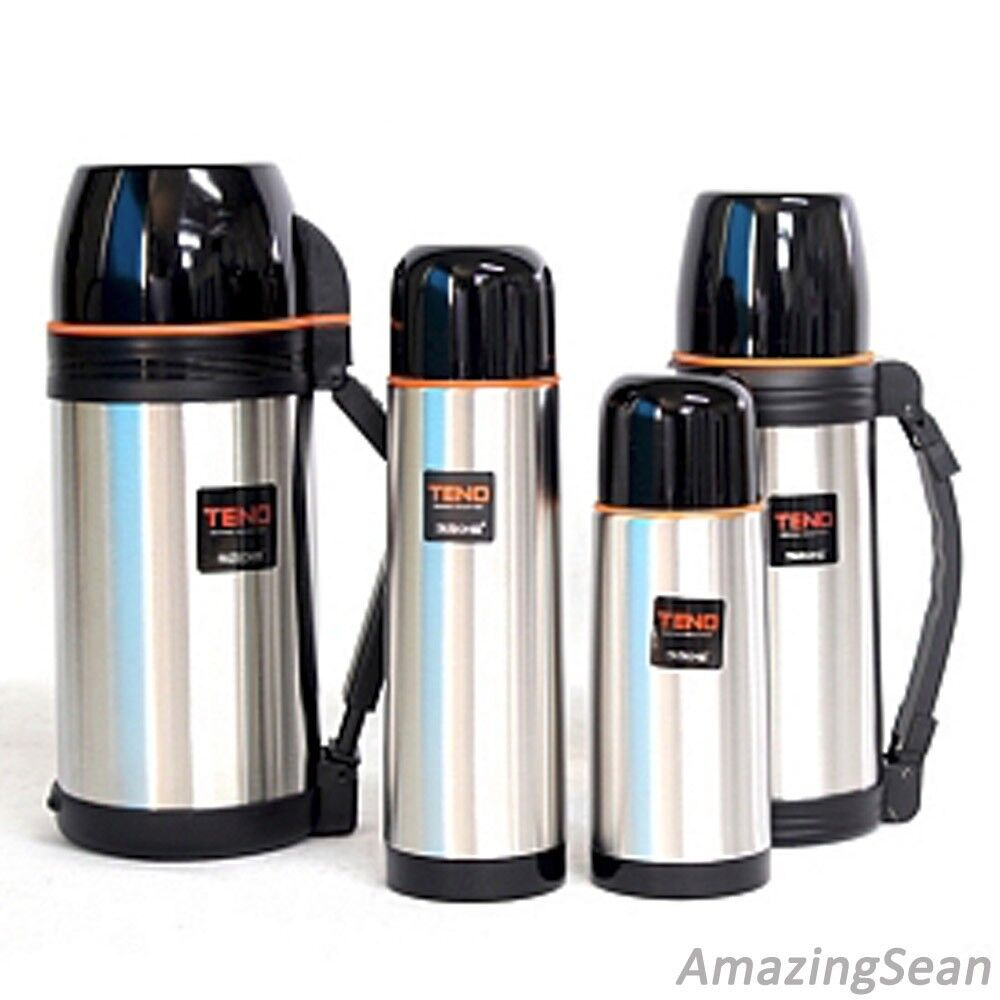 vacuum stainless steel insulated coffee soup bottle thermos travel bottle ebay. Black Bedroom Furniture Sets. Home Design Ideas
