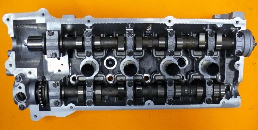 Hyundai Accent 1 6 Dohc Cylinder Head G4ed With Vvti Only