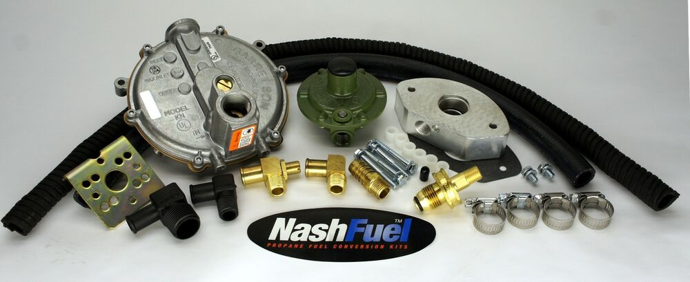 Conversion Kit From Lp To Natural Gas