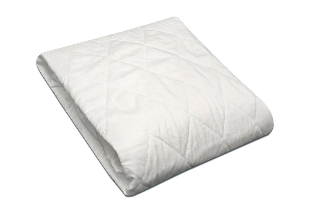 Microfiber Waterproof Mattress Pad Bed Bug Protector