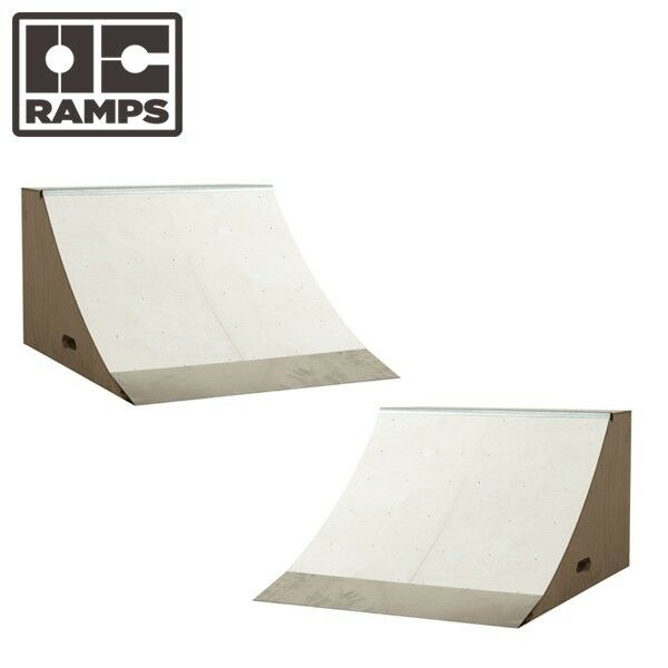 quarterpipe skate ramp skateboard quarter pipe ebay. Black Bedroom Furniture Sets. Home Design Ideas