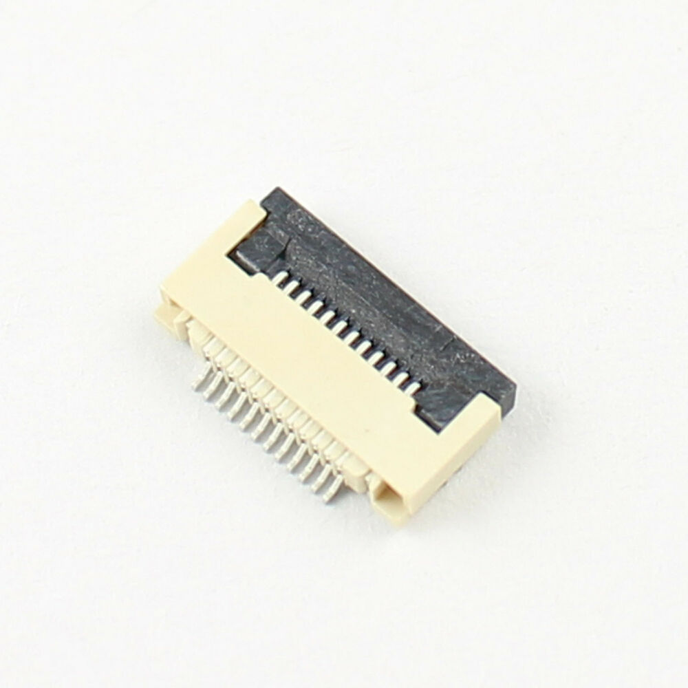 10pcs Fpc Ffc 0 5mm Pitch 12 Pin Flip Type Ribbon Flat
