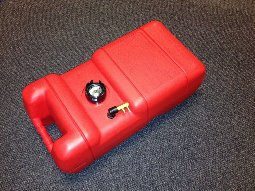 Replacement mercury mariner 22 7 l fuel tank petrol boat for Gas tanks for outboard motors