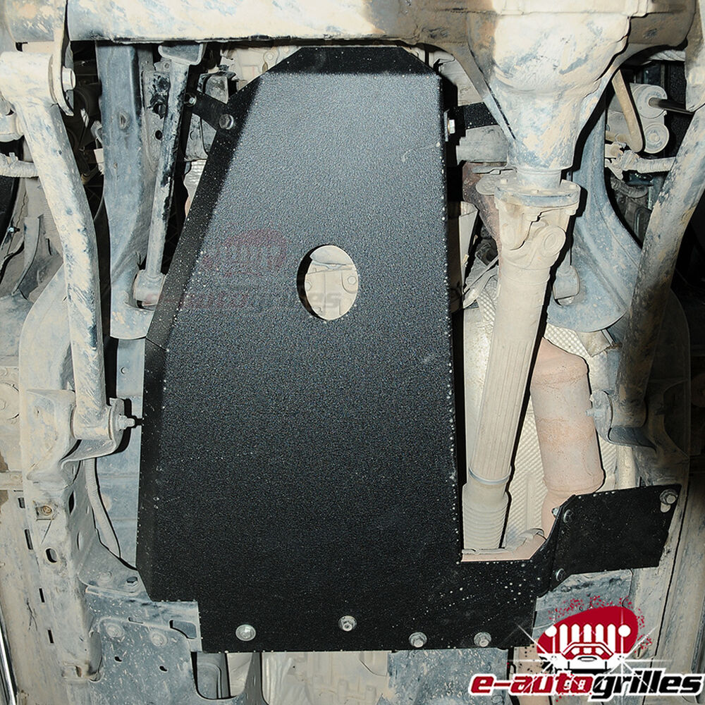 Jeep Wrangler Body Armor >> 07-11 Jeep Wrangler JK 4 DR only Heavy Duty Engine Transmission Skid Plate Metal | eBay