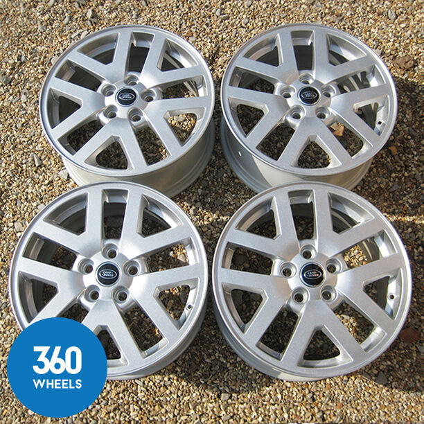 Genuine Land Rover Discovery 18 Quot V 5 Spoke Alloy Wheels