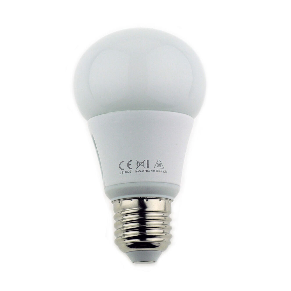 6 5w 40w Led Gls Dusk Till Dawn Sensor Security Night Light Bulb Es E27 Lamp Ebay