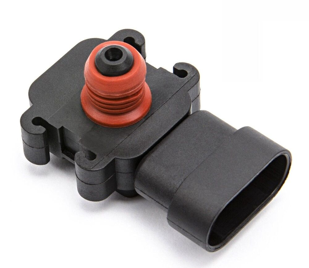 Map Sensor Or Maf Sensor: New Delphi 16235939 Manifold Absolute Barometric Pressure
