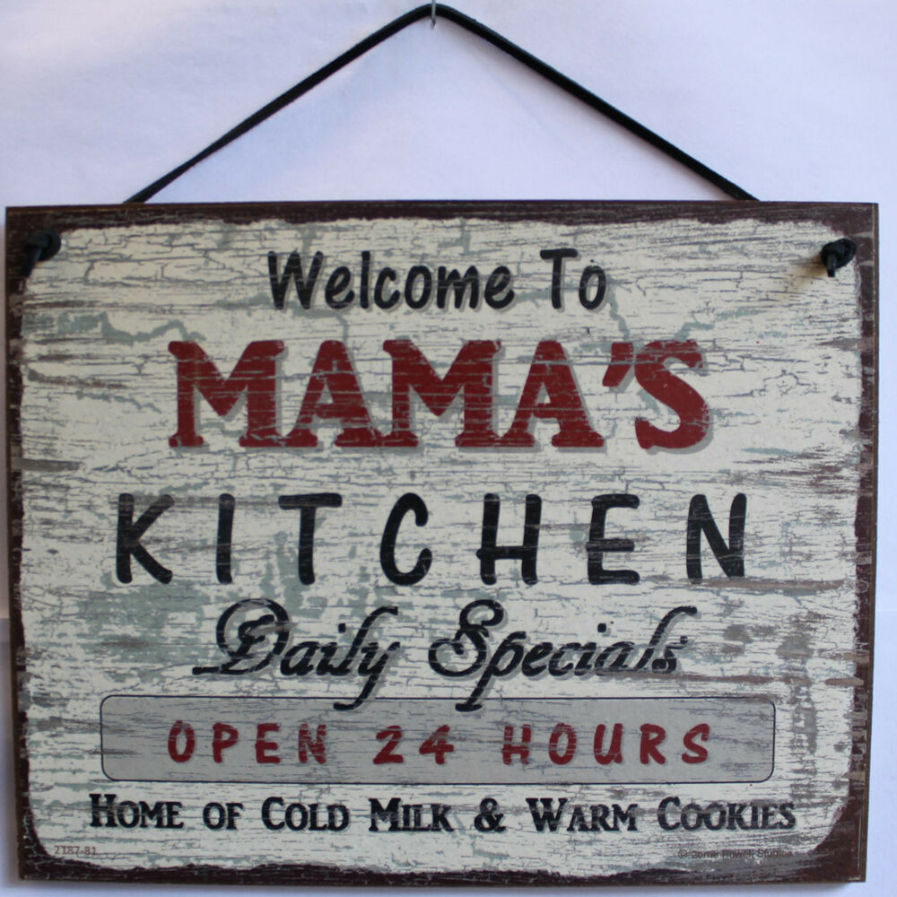 Mommas Kitchen: Mama S Kitchen Sign Food Cooking Bake Mom Mother Cookies