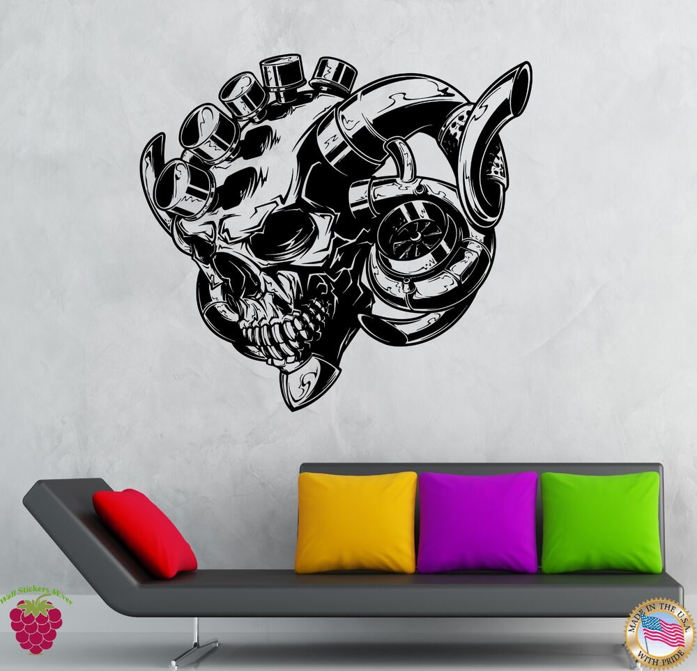 Wall Stickers Vinyl Decal Diesel Skull Zombie Demon Scary Iphone Wallpapers Free Beautiful  HD Wallpapers, Images Over 1000+ [getprihce.gq]