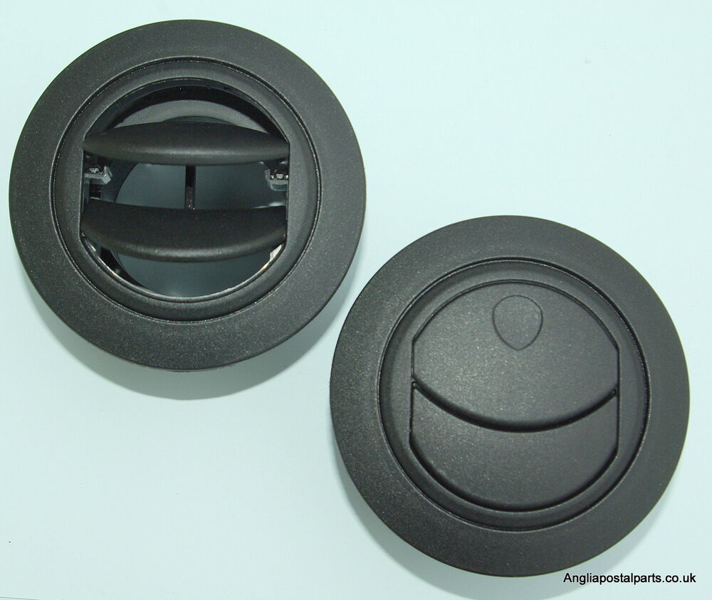 Pair of mm air vent heater duct outlet suit eberspacher