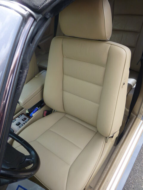 Mercedes Mb Leather Seat Covers 300e 300ce 400e E320