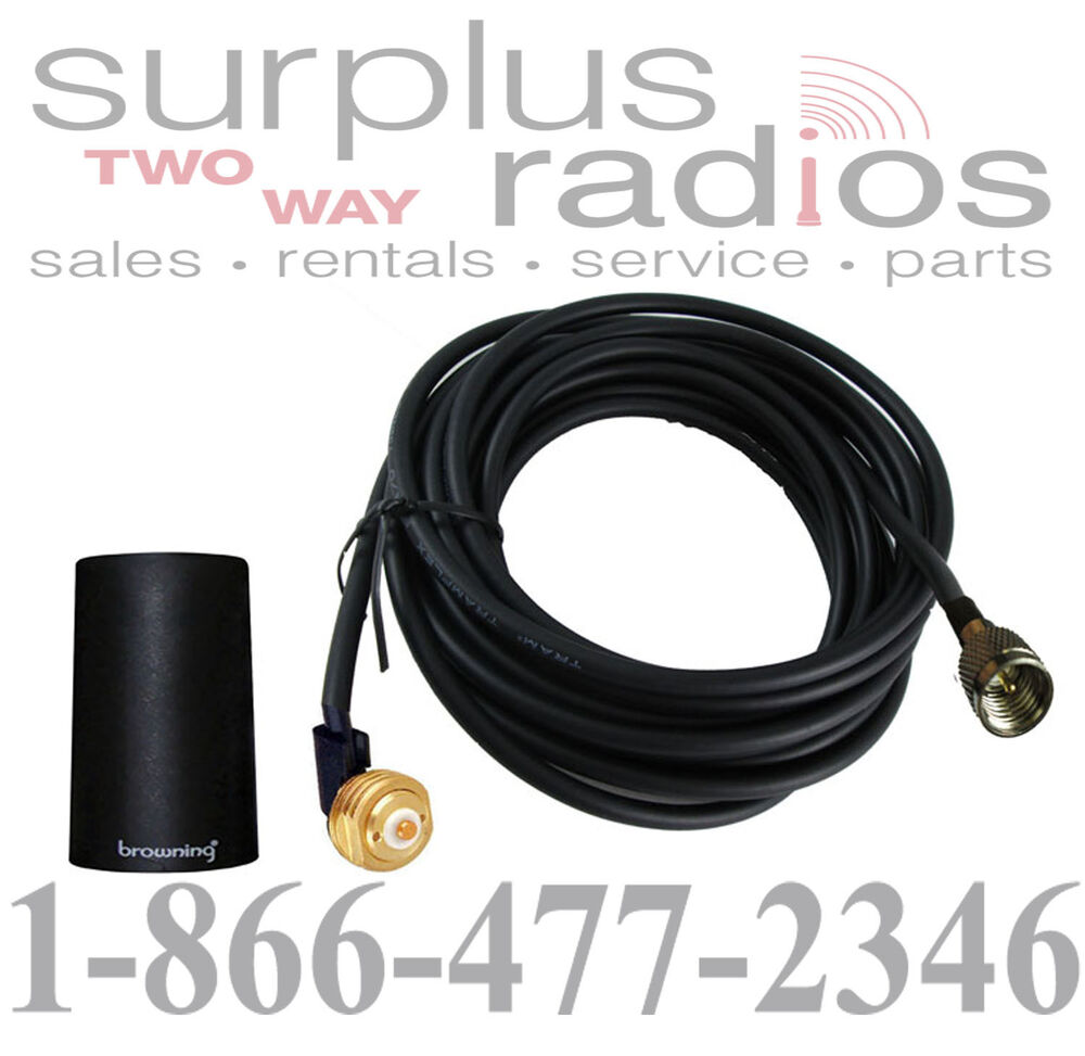 browning 800mhz 2db low profile antenna cable motorola. Black Bedroom Furniture Sets. Home Design Ideas