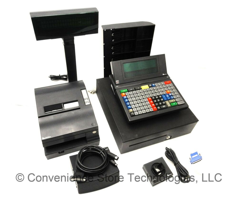 Verifone Ruby Cpu4 Cpu 4 120 Key Pos Point Of Sale System