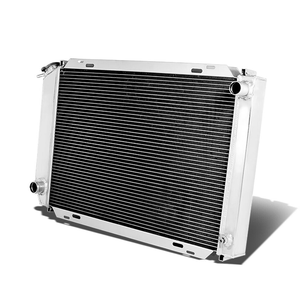 3 Triple Core Bolt On Racing 3 Row Aluminum Radiator For