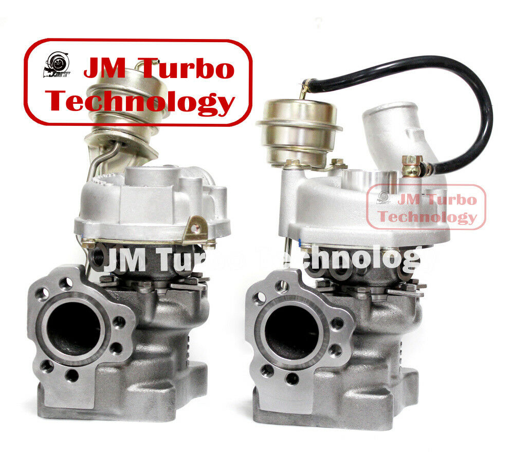 Twin Turbo Kit For Audi Rs4: TWIN Turbo Charger For Audi Allroad S4 A6 2.7L