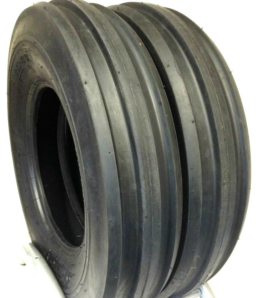 Two 750 16 ford new holland tractor 3rib tire f2 for Tire tub