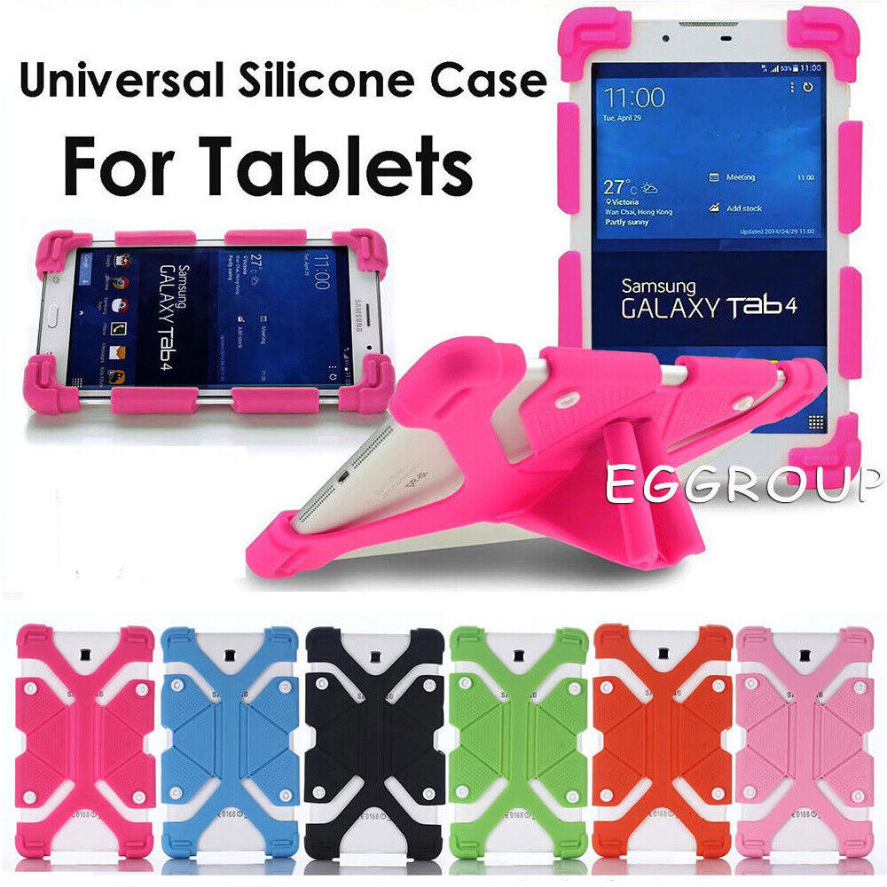 Flexible Shockproof Soft Silicone Case Cover For Rca 10
