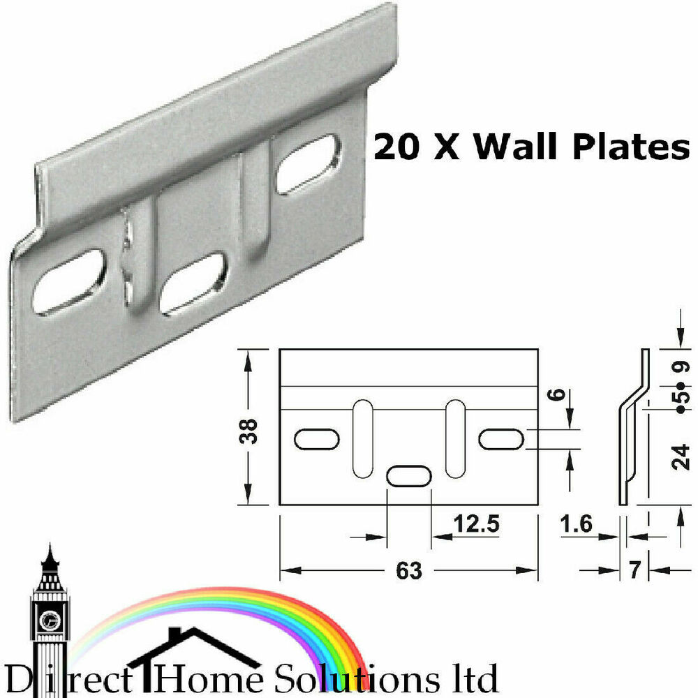 Kitchen Cabinet Mounting Brackets