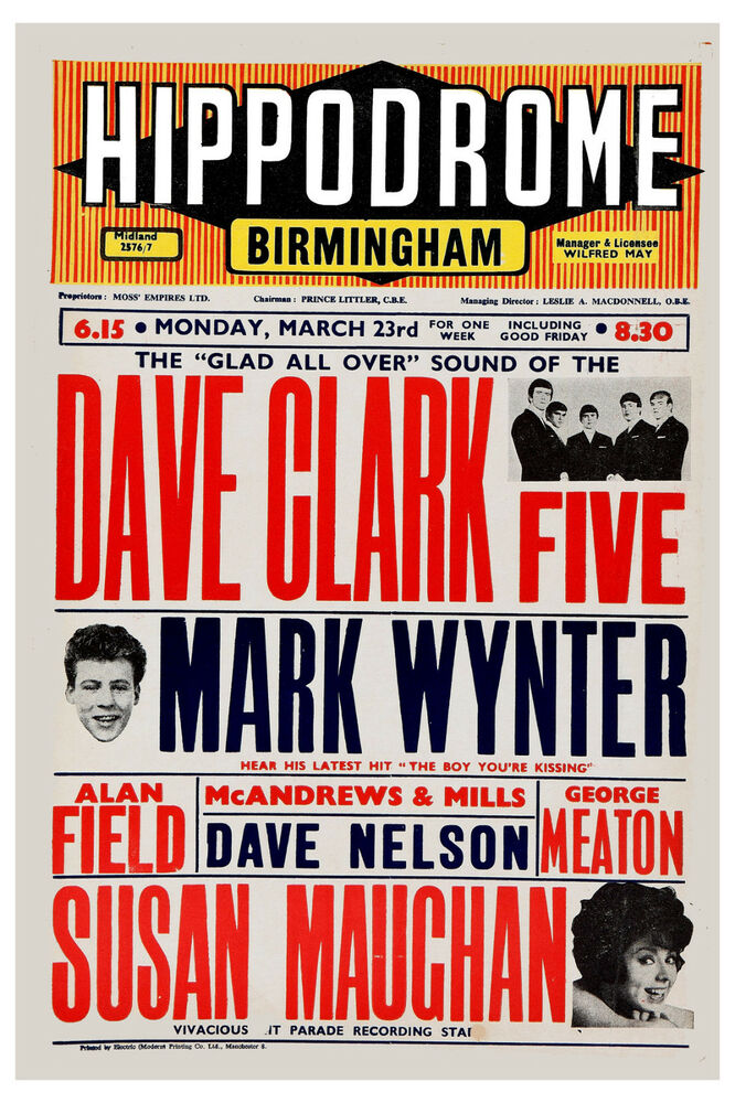 Dave Clark Five, The - The History Of The Dave Clark Five