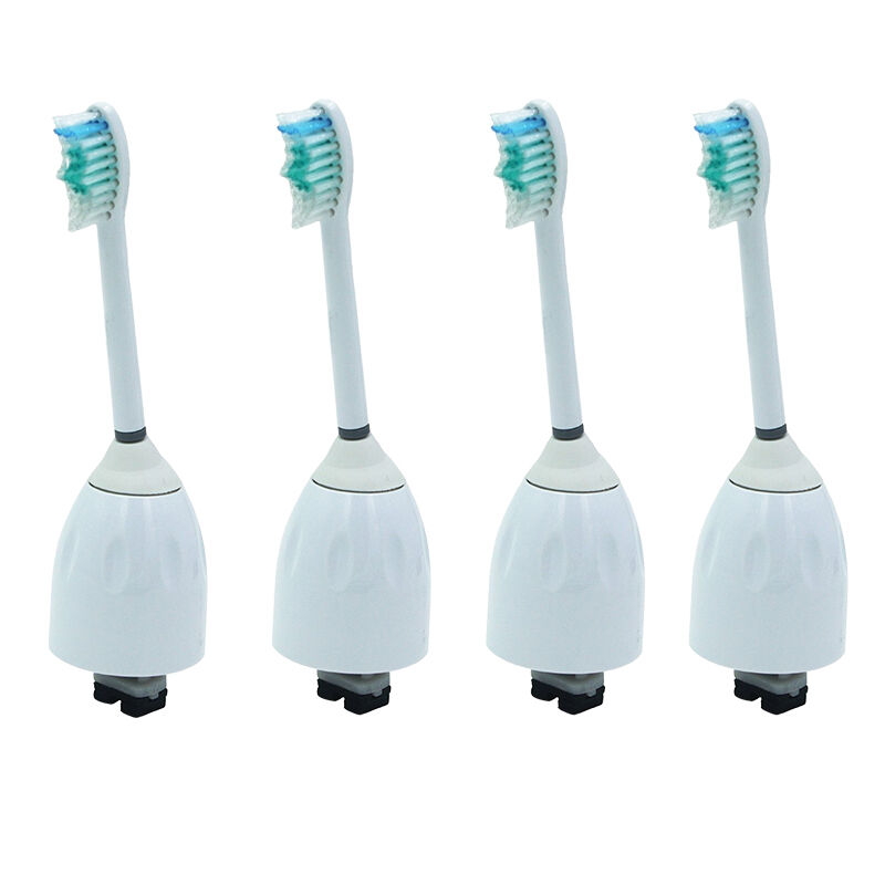 Brush head replacement cues Brush heads become less effective after 3 months of use, but we'll remind you before this happens. When used with a Philips Sonicare BrushSync compatible handle (e.g. any DiamondClean Smart or ProtectiveClean model), your toothbrush tracks how often and how hard you brush, and will notify you when it's time for a replacement.