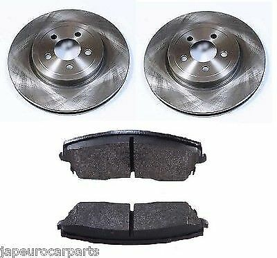 for chrysler 300c 3 0d crd 3 5 5 7 front brake rotor discs brake pads set kit ebay. Black Bedroom Furniture Sets. Home Design Ideas