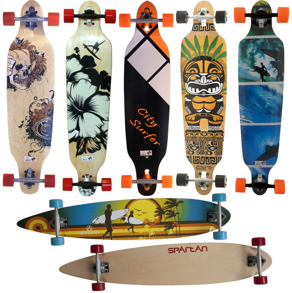 komplett longboard spartan skateboard noseguard nasenschutz ebay. Black Bedroom Furniture Sets. Home Design Ideas