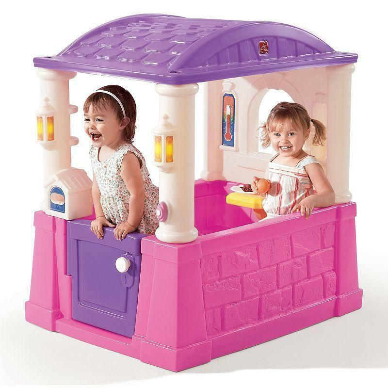 Step 2 Toys For Toddlers : Step playhouse cottage children kids indoor outdoor play