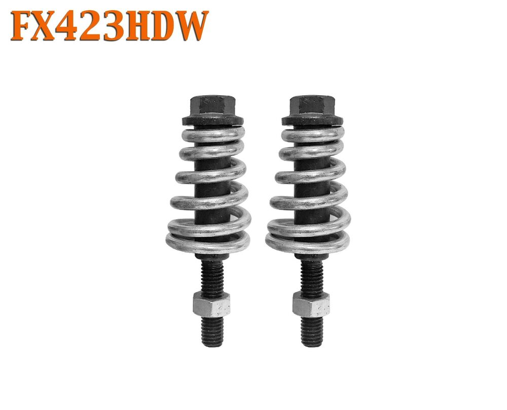 Exhaust Spring Bolt Stud Amp Nut Hardware Repair Replacement