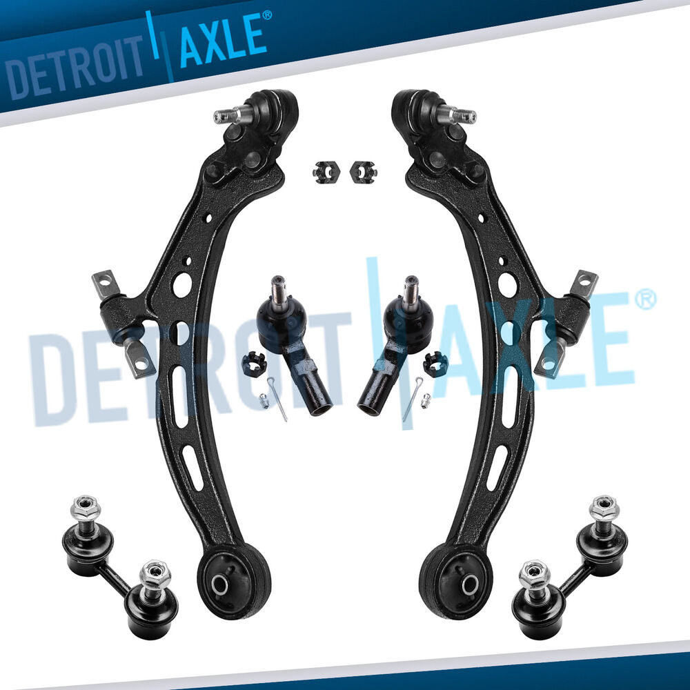 1995 Lexus Es Suspension: Brand New 6pc Complete Front Suspension Kit For Lexus