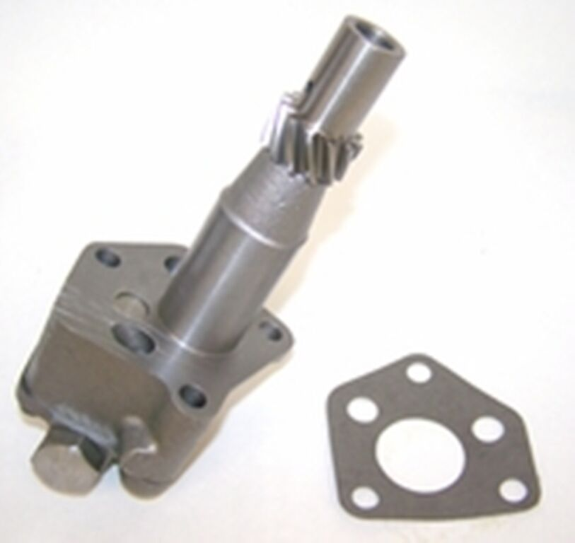 Jeep willys 45 71 4cyl 134 l or f head motor oil pump new for Best motor oil for 4 cylinder engines