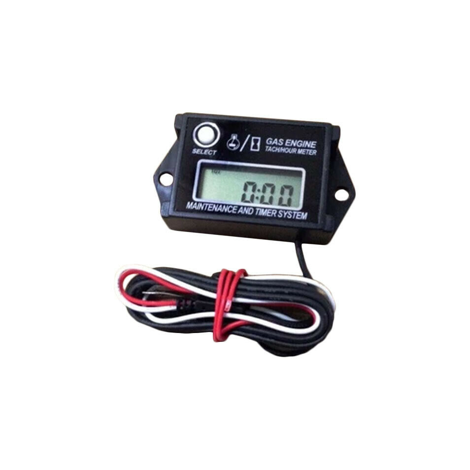 Digital Power Chain : Tachometer hour meter rpm stihl husqvarna poulan chain