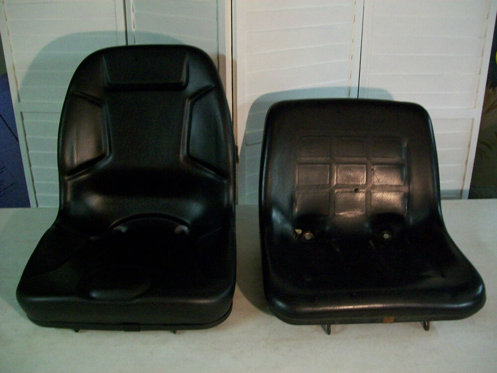 Ford New Holland 4330v Seat : Highback black seat for ford new holland tc