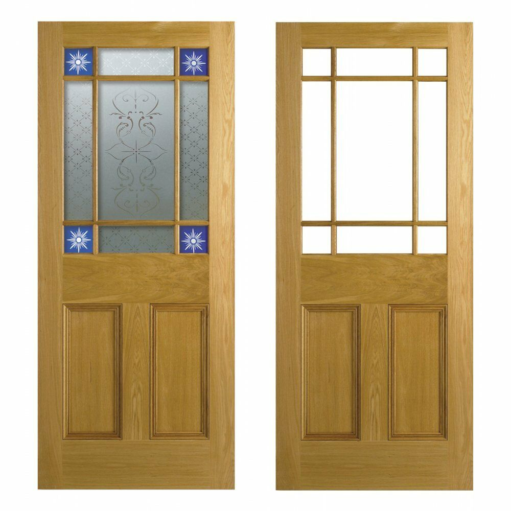 Lpd nostalgia victorian style downham oak interior for Recycled interior doors