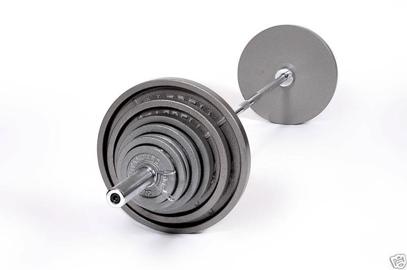 The Rules of Safe Lifting - Weightlifting bar and plates