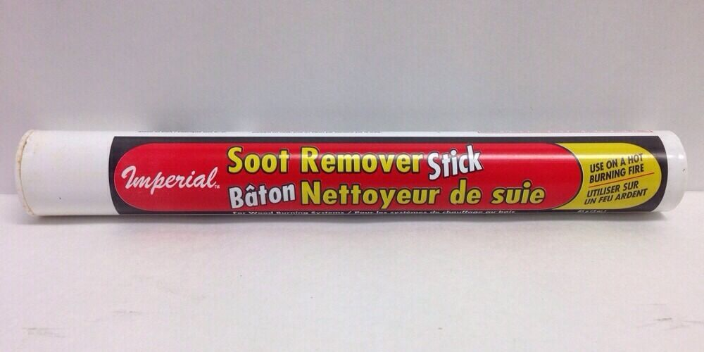Imperial 3oz Soot Remover Stick KK0317 Wood Stove