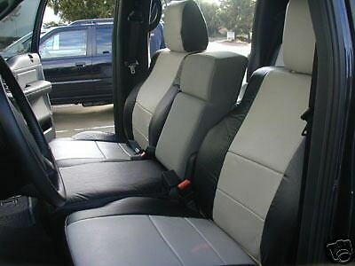 Ford F 150 2003 Leather Like Custom Seat Cover Ebay