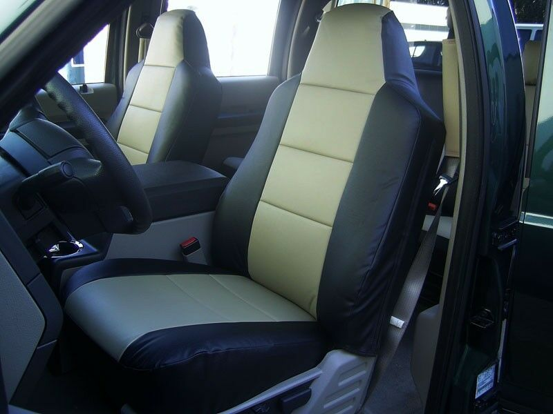 FORD F 250 350 450 2005 2014 LEATHER LIKE CUSTOM SEAT
