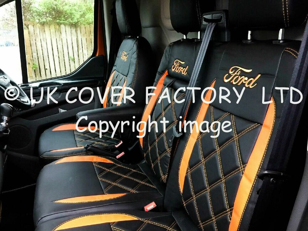 Ford Transit Custom Limited Trend Sports Van Seat Covers