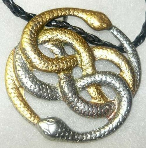 auryn the never ending neverending story amulet necklace