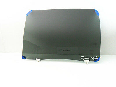 Fit 05-15 Toyota Tacoma Pickup 4D Crew Cab Driver Side Left Rear Door Glass
